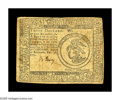 Colonial Notes:Continental Congress Issues, Continental Currency February 26, 1777 $3 Very Fine. Another Levysigned example....