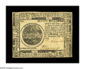 Colonial Notes:Continental Congress Issues, Continental Currency February 26, 1777 $7 Very Choice New. Thislovely Continental, which shows its original embossing, come...