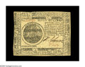 Colonial Notes:Continental Congress Issues, Continental Currency February 26, 1777 $7 Choice About New. A notefrom the much tougher Baltimore issue. The note is signed...