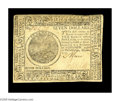 Colonial Notes:Continental Congress Issues, Continental Currency May 20, 1777 $7 Extremely Fine. Considered by most references to be the second scarcest of the Continen...