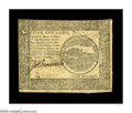 Colonial Notes:Continental Congress Issues, Continental Currency April 11, 1778 $4 Very Fine-Extremely Fine. Avery rare high-grade Four Dollar example from the only ra...