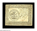 Colonial Notes:Continental Congress Issues, Continental Currency April 11, 1778 $5 Extremely Fine. Only asingle variety of counterfeit Five Dollar Yorktowns is listed ...