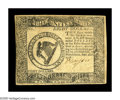 Colonial Notes:Continental Congress Issues, Continental Currency September 26, 1778 $8 Very Fine. Aproblem-free example that appears as a higher grade at a glance....
