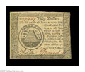 Colonial Notes:Continental Congress Issues, Continental Currency September 26, 1778 $50 Extremely Fine. A verynice example with primarily broad margins and bold signat...