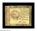 Colonial Notes:Continental Congress Issues, Continental Currency January 14, 1779 $4 Choice About New. There isa very light center fold and a contemporary notation in ...