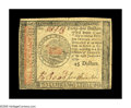 Colonial Notes:Continental Congress Issues, Continental Currency January 14, 1779 $45 Extremely Fine. This $45denomination was used only in this final issue of Contine...