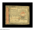 Colonial Notes:Continental Congress Issues, Continental Currency January 14, 1779 $65 About New. Only thisfinal red-and-black printed Continental issue contained this ...