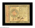 Colonial Notes:Continental Congress Issues, Continental Currency January 14, 1779 $80 Choice About New. But fora sheet fold, which is only slightly visible at the bott...