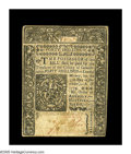 Colonial Notes:Connecticut, Connecticut July 1, 1775 40s About New. This fully-embosseduncanceled note has a little surface soil and some light corner-...