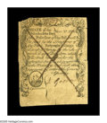 Colonial Notes:Massachusetts, Massachusetts November 17, 1776 48s Contemporary Counterfeit VeryFine....