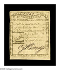 Colonial Notes:Massachusetts, Massachusetts 1779 1s/6d Choice About New....