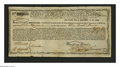 Colonial Notes:Massachusetts, Massachusetts Commodity Bond January 1, 1780 Fine. Here is anotherMA-21 for your consideration. This note has the folds of ...