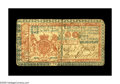 Colonial Notes:New Jersey, New Jersey April 16, 1764 L6 Very Fine. Lightly reinforced along a vertical center-fold, but with great signatures, tremendo...