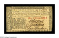 Colonial Notes:New Jersey, New Jersey February 20, 1776 6s Choice New. Unpriced above Very Fine in either Newman or Friedberg, and one of only two unci...