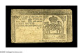"Colonial Notes:New York, New York April 20, 1756 L5 Very Fine-Extremely Fine. Listed inFriedberg with a price only in the VG column and ""rare"" in th..."