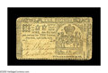 Colonial Notes:New York, New York April 15, 1758 L10 Choice Very Fine. A very scarce issuein any grade, but particularly so this nice....