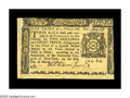 Colonial Notes:New York, New York March 5, 1776 $1/3 Choice About New. Tight at the top and right with generous margins at the bottom and the left. T...