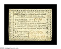 Colonial Notes:North Carolina, North Carolina May 10, 1780 $25 Very Fine-Extremely Fine. But for afew minor splits at the very edges, this note is problem...