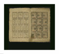 Colonial Notes:Pennsylvania, Pennsylvania April 25, 1776 Uncut Double Sheet of Twenty-FourChoice About New. There are six notes of each of the four penc...