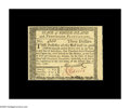 Colonial Notes:Rhode Island, Rhode Island July 2, 1780 $3 Gem New. This $3 example from the samesheet has even, attractive margins on three sides and an...