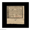 Colonial Notes:Rhode Island, Rhode Island July 2, 1780 $4 Superb Gem New. Lovely margins all theway around on both sides with a quarter inch margin to t...