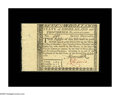 Colonial Notes:Rhode Island, Rhode Island July 2, 1780 $7 Very Choice New. The back is justtouched by one margin, and the face has excellent margins wit...