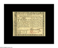 Colonial Notes:Rhode Island, Rhode Island July 2, 1780 $7 Very Choice New. The face is verynicely margined but the back is slightly cut at the top....