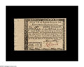 Colonial Notes:Rhode Island, Rhode Island July 2, 1780 $8 Gem New. The left face margin on thispretty $8 note is very nearly a full inch....