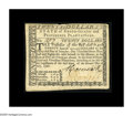 Colonial Notes:Rhode Island, Rhode Island July 2, 1780 $20 Very Fine-Extremely Fine. This noteis fully signed on both sides with the guarantee on the ba...