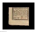 Colonial Notes:Rhode Island, Rhode Island July 2, 1780 $20 Superb Gem New. The bottom and leftof the face have margins all the way out to the deckled ed...
