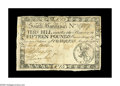 Colonial Notes:South Carolina, South Carolina March 6, 1776 L15 Extremely Fine. One of the highest grade examples of this issue that we have had the pleasu...