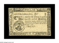 Colonial Notes:South Carolina, South Carolina December 23, 1776 $1 Gem New. A vivid, well marginedand perfectly centered example. This is one of a group ...