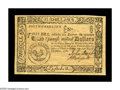 Colonial Notes:South Carolina, South Carolina December 23, 1776 $2 Gem New. An unnumberedremainder note signed by Dart and Wakefield. Broadly margined an...