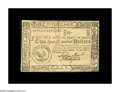 Colonial Notes:South Carolina, South Carolina December 23, 1776 $2 Extremely Fine. The XF grade isa net grade, the note is actually uncirculated but it h...