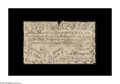 Colonial Notes:South Carolina, South Carolina February 8, 1779 $50 Very Fine. There is a smallv-shaped piece missing at the top of the center fold and a f...