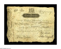 Colonial Notes:Virginia, Virginia July 17, 1775 L3 Very Fine. Clearly well-circulated, butamazingly problem-free with perfect print quality and idea...