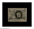 Fractional Currency:Second Issue, Fr. 1245 Milton 2R10.2d 10¢ Second Issue Inverted Back Surcharge About New. This is one of the more common inverts with abou...