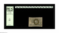 Fractional Currency:Second Issue, Fr. 1284 25c Second Issue PCGS New 62. The cut is a tad askew towards the bottom....
