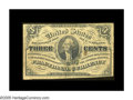 Fractional Currency:Third Issue, Fr. 1238 Milton 3R5.2f 5¢ Third Issue Inverted Back Superb Gem New. As fine a quality invert as any of any number that we've...