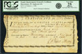 "Colonial Notes:Continental Congress Issues, United States (of America) - Sum of Contract Certificate(""Quartermaster's Form"") at ""Haverstraw...New York"" $275-1/2 March1,..."