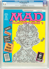 MAD Special #88 (EC, 1993) CGC NM+ 9.6 White pages