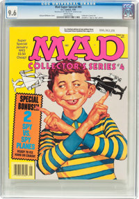 MAD Special #85 (EC, 1993) CGC NM+ 9.6 White pages