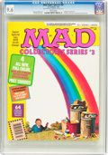 Magazines:Mad, MAD Special #82 (EC, 1992) CGC NM+ 9.6 White pages....