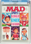 Magazines:Mad, MAD Special #70 (EC, 1990) CGC NM+ 9.6 White pages....