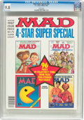 Magazines:Mad, MAD Special #61 (EC, 1987) CGC NM/MT 9.8 White pages....