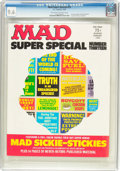 Magazines:Mad, MAD Special #13 (EC, 1974) CGC NM+ 9.6 Off-white to white pages....