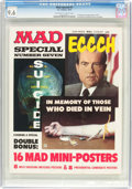 Magazines:Humor, MAD Special #7 (EC, 1972) CGC NM+ 9.6 Off-white to white pages....