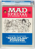 Magazines:Mad, MAD Special #5 (EC, 1971) CGC VF+ 8.5 Off-white to white pages....