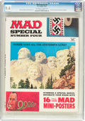 Magazines:Mad, MAD Special #4 (EC, 1971) CGC NM 9.4 Off-white to white pages....