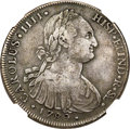 Argentina, Argentina: Charles IV silver Proclamation Medal 1789 VF Details(Plugged) NGC,...